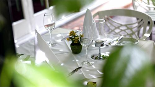 Restaurant im Romantikhotel Post, Villach